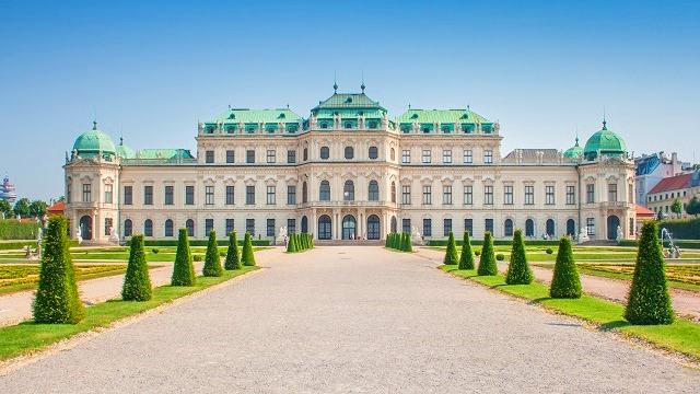 Austria-Viena-Palacio-Belvedere-Acp-Viagens