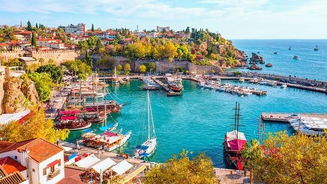 Turquia-Antalya-Kaleici-Marina-Acp-Viagens
