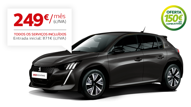 Campanha Peugeot 208