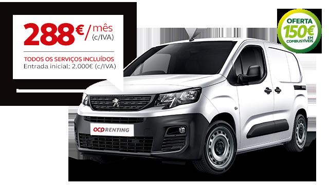 Campanha Peugeot Partner