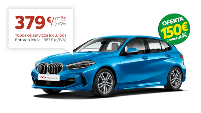 Campanha BMW Serie-1 118i M Corporate (140cv)