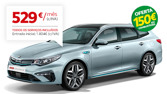 Campanha Kia Optima SW 2.0 CVVT 6AT PHEV