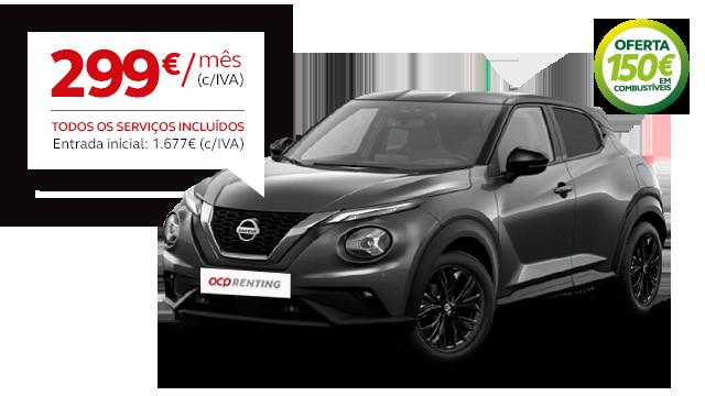 ACP Renting - Campanha Nissan Juke 1.0 DIG-T Enigma 114 cv