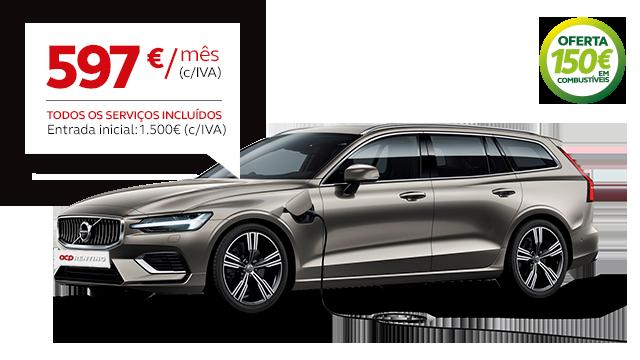 Campanha Volvo V60