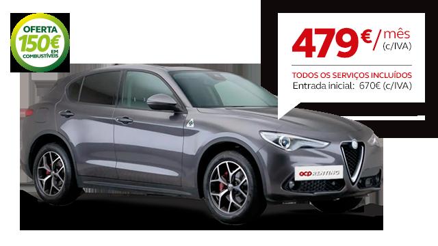ACP Renting Usados Alfa Romeo Stelvio