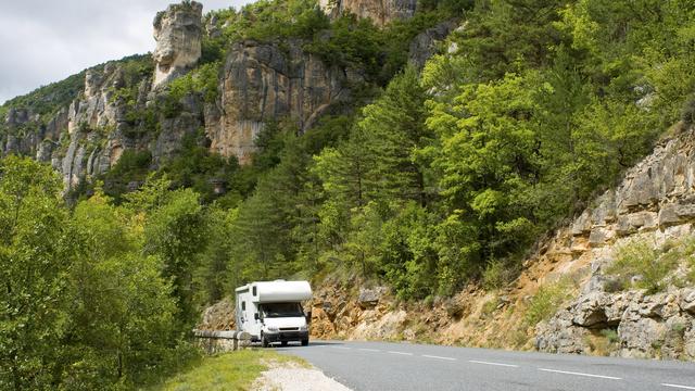 Viajar em Autocaravana