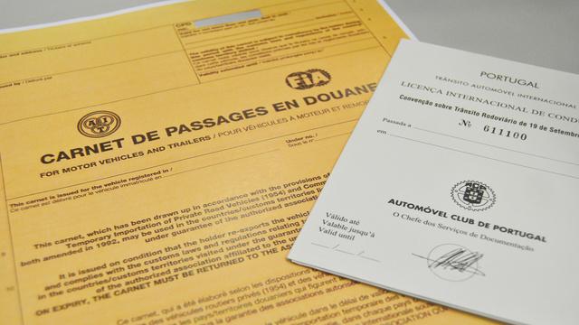 Documentos aduaneiros