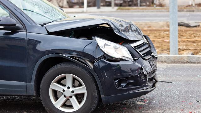 Autos de ocorrência de acidente