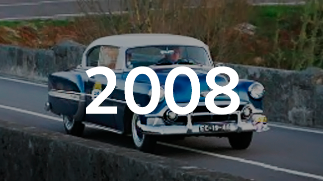 Eventos de clássicos em 2008