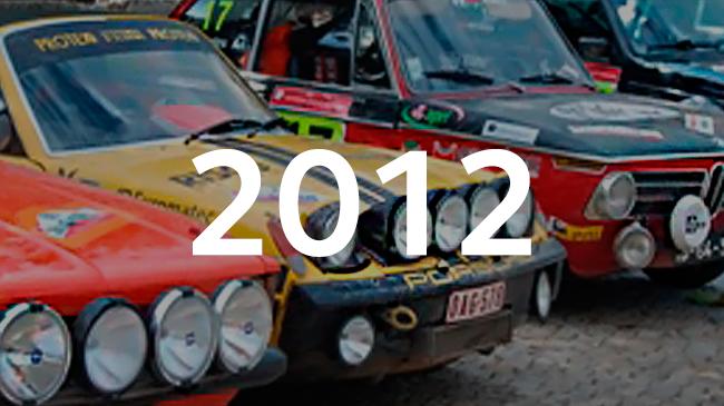 Eventos de clássicos em 2012