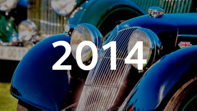 Eventos de clássicos em 2014