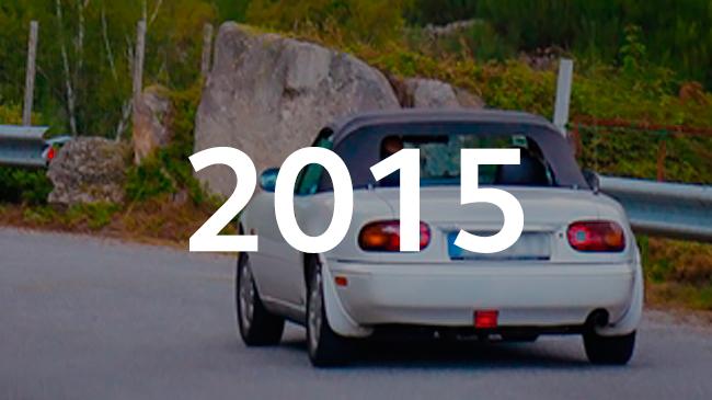 Eventos de clássicos em 2015