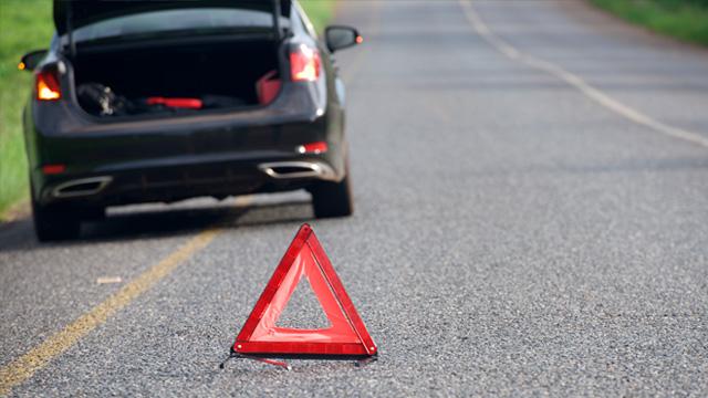 O que fazer em caso de acidente de carro no estrangeiro