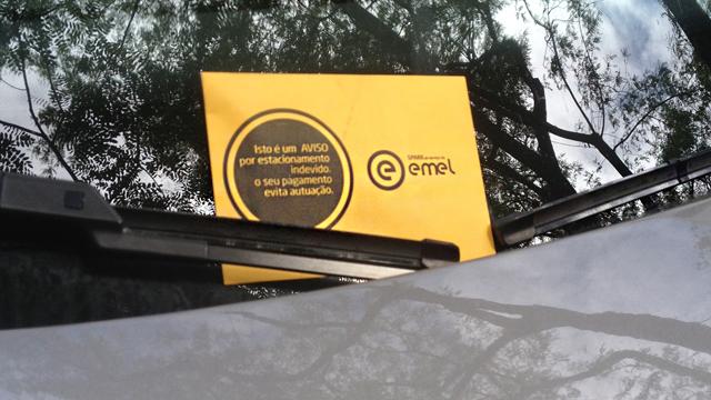 ACP - As multas da EMEL tiram pontos na carta de condução?