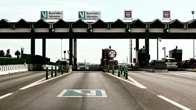 ACP - Passou na Via Verde ou SCUT sem identificador?