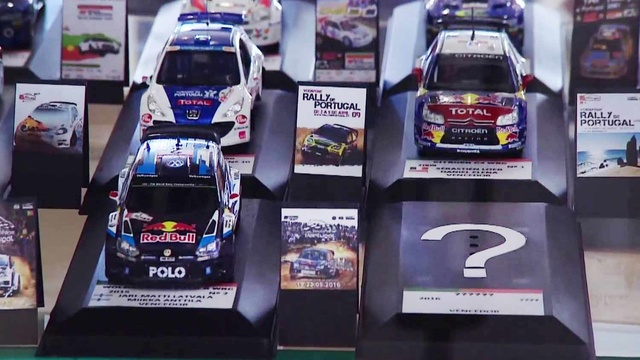 Merchandising Rally de Portugal