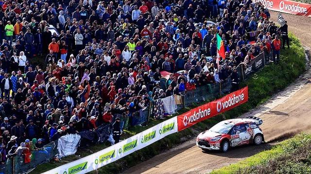 ACP - Desporto-Automovel - sobre o Rally de Portugal