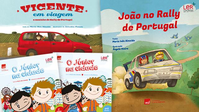 Livros ACP Kids