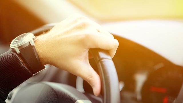 Condutor em dia