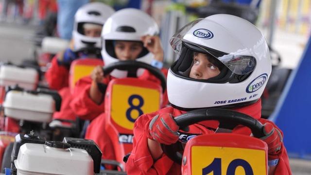 Formação Karting ACP