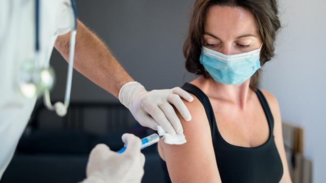 Tem as vacinas em dia?