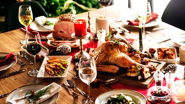 9 erros alimentares a evitar no Natal