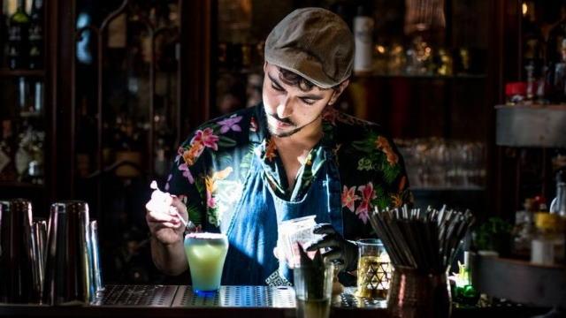 Criar cocktails originais