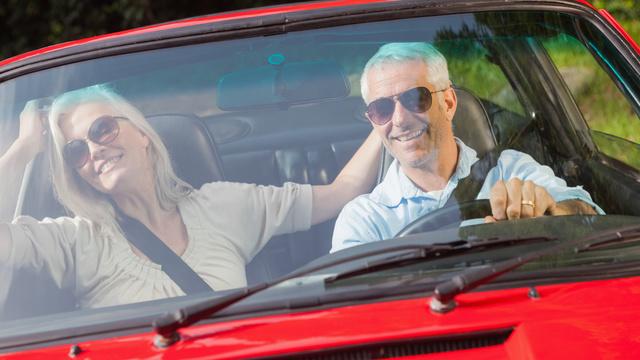 Segurança ao volante Sócio mais de 65 anos