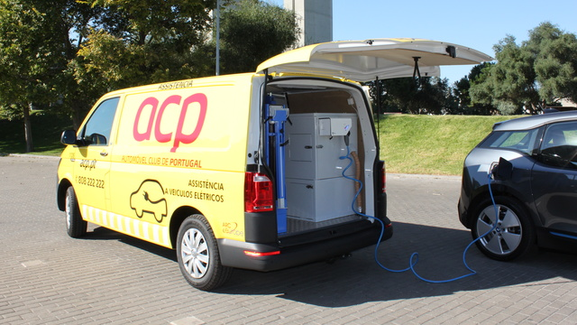 Assistência a Veículos Elétricos