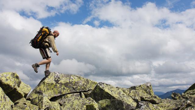 História do montanhismo