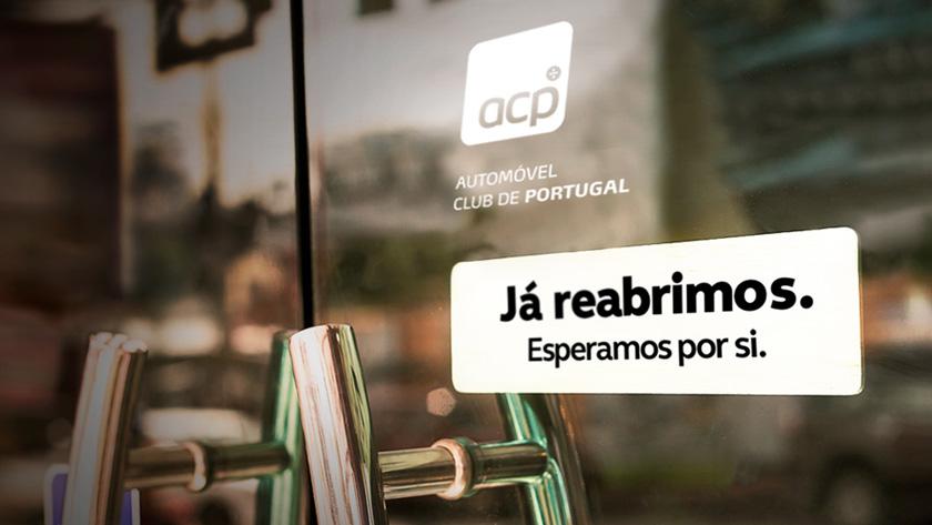 Notícias ACP - reabertura abril 2021