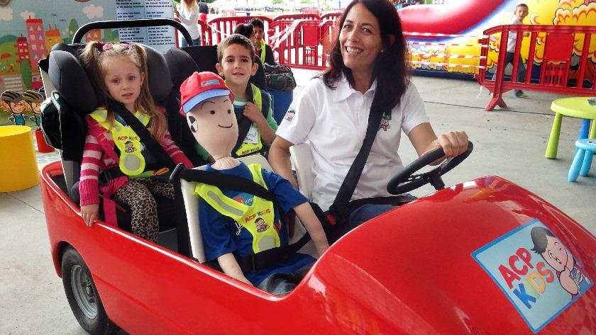 ACP Noticias - ACP Kids na Semana Europeia da Mobilidade