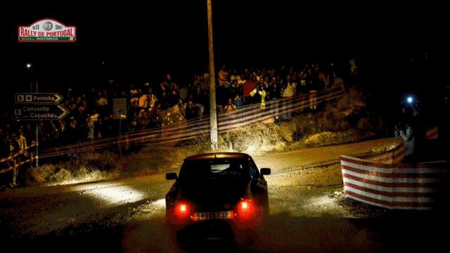 Chega ao fim o Rally de Portugal Histórico 2017