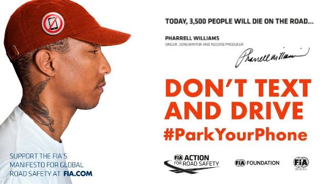ParkYourPhone - Campanha Segurança Rodoviária FIA-ACP