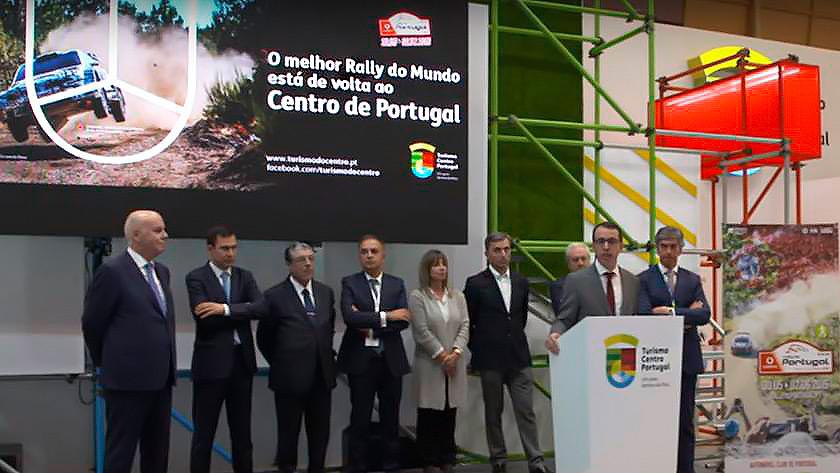 ACP Noticias - Vá à BTL e habilite-se a ir ao Vodafone Rally de Portugal