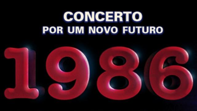 ACP Noticias - Concerto por um Novo Futuro - 1986