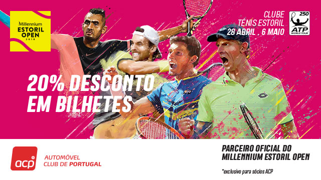 ACP Noticias Estoril Open 2018