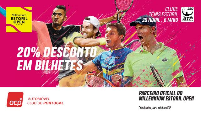 ACP Noticias Estoril Open 2018