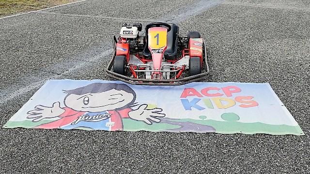 ACP Noticias Formacao Karting ACP 2018 kart de competição