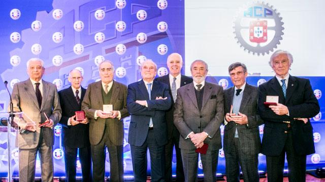 Pinto Balsemão homenageado pelo ACP