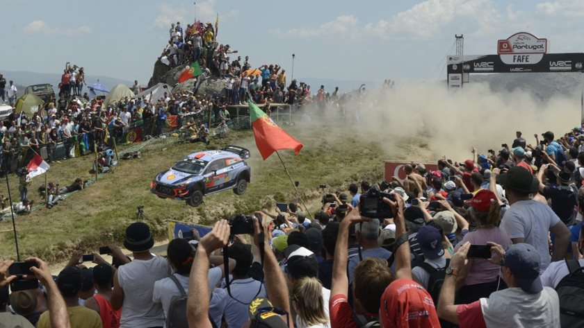ACP Noticias - Vodafone Rally de Portugal regressa ao Centro do País