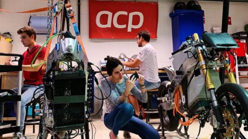 ACP apoia projeto universitário TLMoto