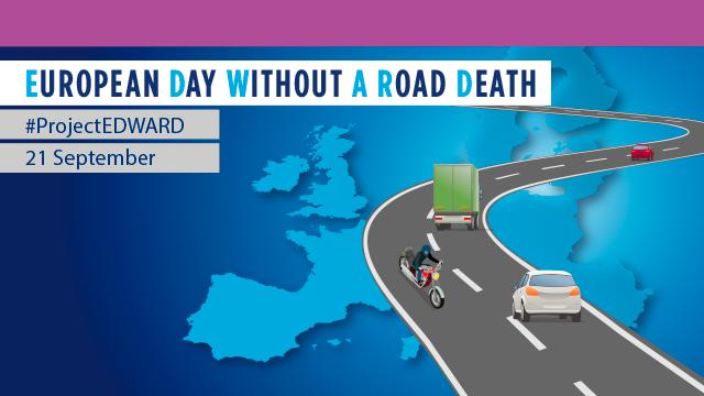 Dia Europeu sem Vitimas na Estrada 2017