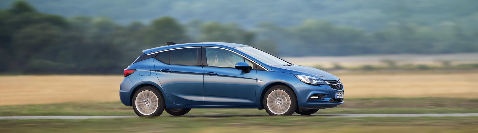 """Opel Astra em """"roadshow"""" nacional até outubro"""