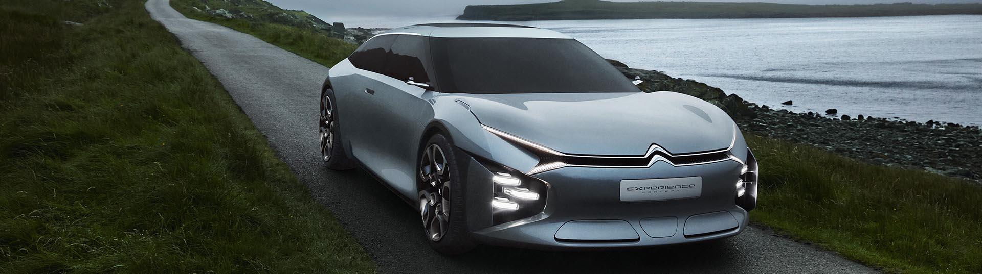 Experience concept, o topo de gama segundo a Citroën