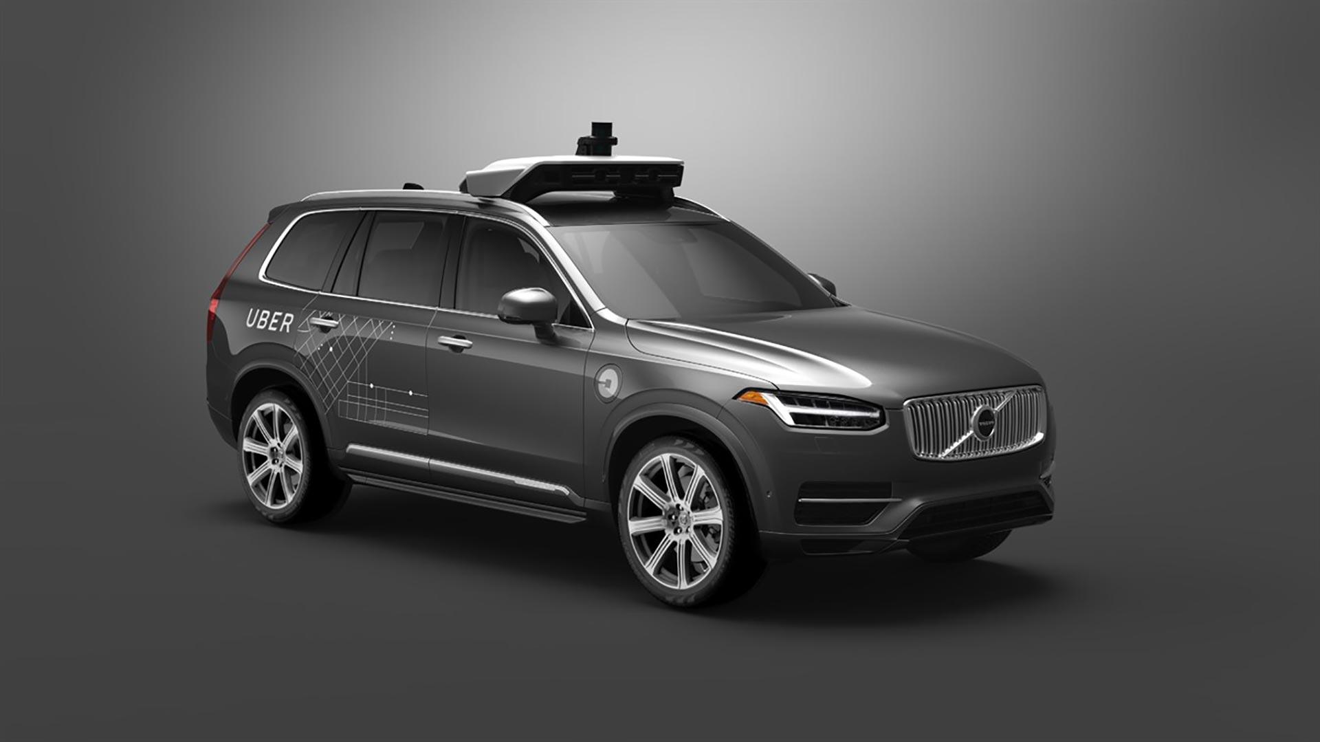 Volvo e Uber unem forças