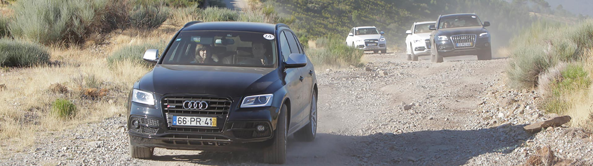 Audi Offroad Experience