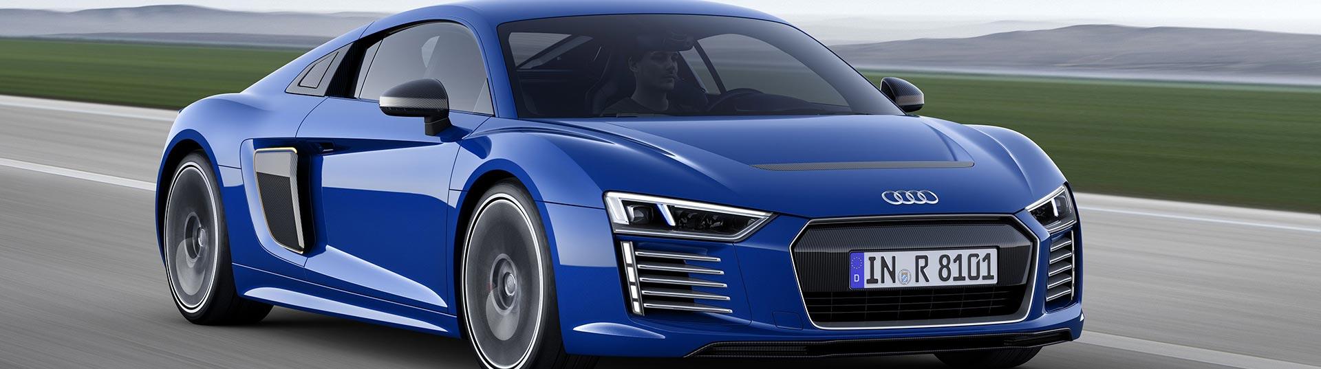Audi descontinua R8 e-tron