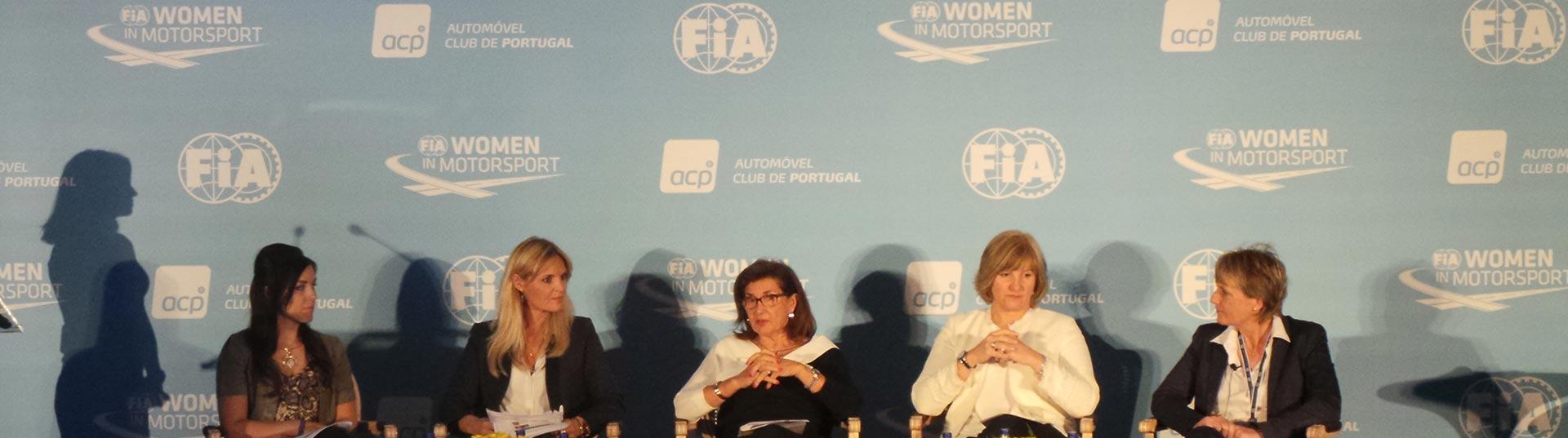 Seminário FIA Women in Motorsport