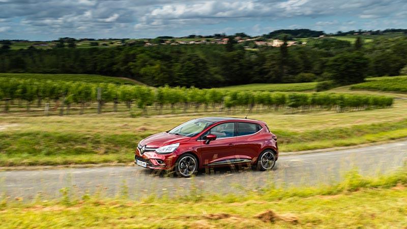 Renault Clio 1.5 dCi 2016